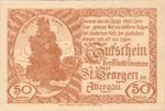 Austria, 50 Heller, FS 889a