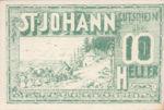 Austria, 10 Heller, FS 894ac