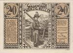 Austria, 20 Heller, FS 895a