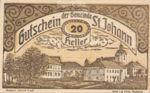 Austria, 20 Heller, FS 897c