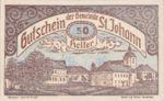 Austria, 50 Heller, FS 897d