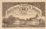 Austria, 20 Heller, FS 897a