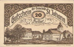 Austria, 20 Heller, FS 897ax