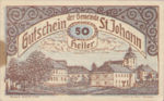Austria, 50 Heller, FS 897b
