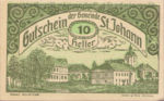 Austria, 10 Heller, FS 897e