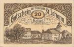 Austria, 20 Heller, FS 897e
