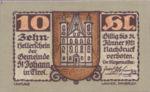 Austria, 10 Heller, FS 898a