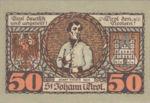Austria, 50 Heller, FS 898a