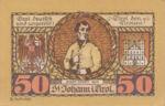 Austria, 50 Heller, FS 898b