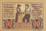 Austria, 90 Heller, FS 898b