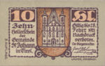 Austria, 10 Heller, FS 898c