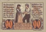 Austria, 90 Heller, FS 898c
