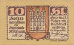 Austria, 10 Heller, FS 898d