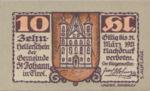 Austria, 10 Heller, FS 898e
