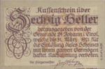 Austria, 60 Heller, FS 898e
