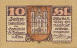 Austria, 10 Heller, FS 898f