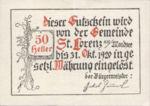 Austria, 50 Heller, FS 904a