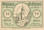 Austria, 10 Heller, FS 902c