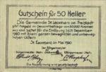 Austria, 50 Heller, FS 903a