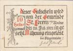 Austria, 10 Heller, FS 904b