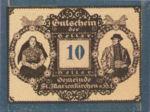 Austria, 10 Heller, FS 908