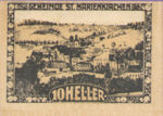 Austria, 10 Heller, FS 909a