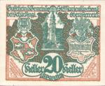 Austria, 10 Heller, FS 910