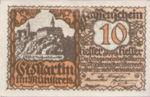 Austria, 10 Heller, FS 912a