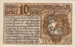 Austria, 10 Heller, FS 912b