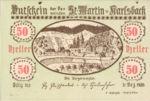 Austria, 50 Heller, FS 913a