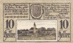 Austria, 10 Heller, FS 924a