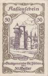 Austria, 50 Heller, FS 927III