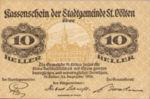 Austria, 10 Heller, FS 927IG