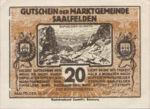 Austria, 20 Heller, FS 859a