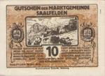 Austria, 10 Heller, FS 859a