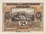 Austria, 25 Heller, FS 859a