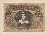 Austria, 50 Heller, FS 859a