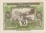 Austria, 10 Heller, FS 859b
