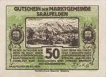 Austria, 50 Heller, FS 859b