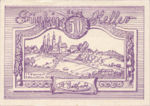 Austria, 50 Heller, FS 892