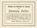Austria, 20 Heller, FS 900b1