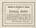 Austria, 50 Heller, FS 900b4