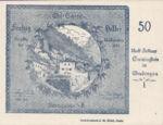 Austria, 50 Heller, FS 914Ib