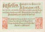 Austria, 60 Heller, FS 921