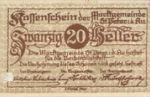 Austria, 20 Heller, FS 924a