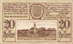 Austria, 20 Heller, FS 924b