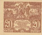 Austria, 20 Heller, FS 926