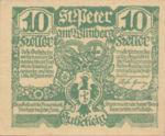 Austria, 10 Heller, FS 926