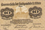 Austria, 10 Heller, FS 927IH