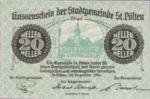 Austria, 20 Heller, FS 927IIC
